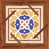 Baumaterial-rustikale glasig-glänzende keramische Fußboden-Fliese (300*300 mm)