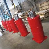 Cilindro hidráulico para a linha de produção de placa da frição do carro