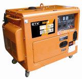 Diesel Stille Generator met Ce en ISO9001 (DG6LN/4LN)