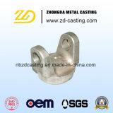 Pezzo fuso di precisione dell'acciaio dolce dell'OEM per il macchinario di costruzione