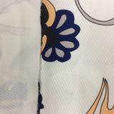 Напечатанная ткань жаккарда Twill полиэфира для одежды и домашних тканиь