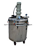 El recipiente de mezcla, la mezcla de tanque, reactor de mezcla, la mezcla de la caldera / Pot