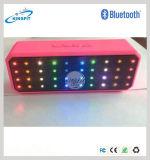 Altofalante de rádio do altofalante FM do diodo emissor de luz Bluetooth com cartão do TF