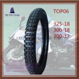 サイズ325-18の300-18 300-17 6prナイロン新しいオートバイのタイヤ