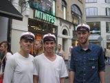 卒業のための標準的なデンマーク学生の帽子特別なHeadwear