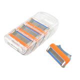 Триммер 5+1 лезвия для сплавливания Gillette брея лезвие бритвы