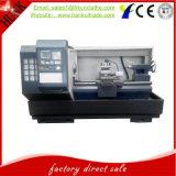 Tipo horizontal máquina de giro da base Ck6150 do torno do CNC