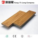 Suelo de madera de bambú inacabado del entarimado y del bambú