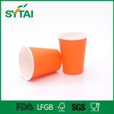Buena alta calidad al por mayor de la impresión y taza de papel de un sólo recinto del buen precio
