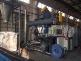 Linha de lavagem de corte de plástico e máquina de reciclagem
