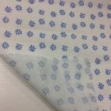 Tela floral mezclada algodón de la impresión del ramio para la materia textil del hogar de la ropa