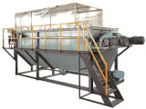 Película plástica que lava recicl a máquina para o HDPE do LDPE do PE dos PP