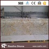 Giallo Crema Gillo 다이아몬드 황색 규격에 맞게 자르는 박층으로 이루어지는 화강암 싱크대