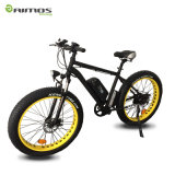 26 بوصة [48ف] [1000و] عصريّ رمل ثلج إطار العجلة سمينة درّاجة كهربائيّة