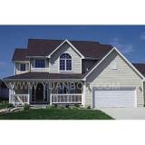 Chambre de structure métallique et villa standard d'acier (SC-012)
