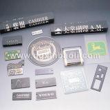 Silkscreen acrylique Print Signs Holder Brands Stand avec Glue