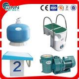プールの工場農産物のプール装置