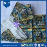 印刷された豪華な和紙のナプキンをカスタム設計しなさい