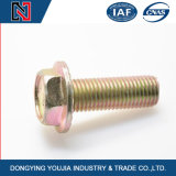Shandong Hardware Stainless Steel M16 Hex Flange Bolt