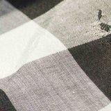 Tela de algodón teñido Jacquard Tejido de poliéster tejido T / C de tela para prendas de vestir