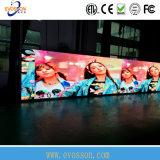 Tablilla de anuncios a todo color de interior de LED de la alta resolución de Digitaces