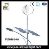 luz de rua híbrida solar do vento 60W