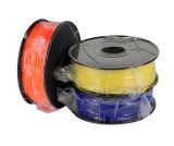 filamento da impressora do ABS 3D de 1.75/3mm para a impressora Desktop de Fdm 3D