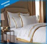Bedsheet do algodão do Sateen da coleção 300tc do hotel