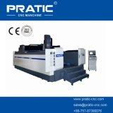 Peças sobresselentes do PVC do CNC que mmoem Center-Pyb-2W fazendo à máquina