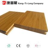 Suelo flotante de bambú sólido de la madera del Top Ten de China