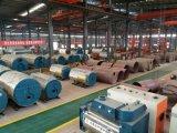 Chaudière à vapeur industrielle automatique de Wns Gas&Oil de classe de dessus de prix usine