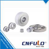 Puleggia cronometrante, lega di alluminio, 45# acciaio, nylon