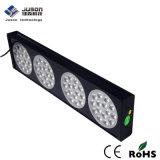 Aliuminu que contiene la planta del diseño modular 180W LED crece ligero para el invernadero