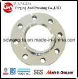 カスタマイズされた高精度CNCの回転製粉の鋼鉄支承板のフランジ