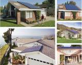 屋根の太陽エネルギー端末