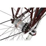 A UE popular da velocidade do nexo 3 equipa a bicicleta da cidade (FP-CB-S01)