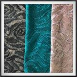 羽のテュルの刺繍のレースファブリック網の刺繍のレースのレースファブリック