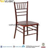 Cadeira de madeira de Tiffany