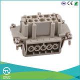 Вставка сверхмощного разъема контактов 500V/16A Utl 10 Male-Female