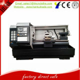 Ck6150 수평한 침대 유형 CNC 도는 선반 기계