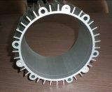 Extruded en aluminium Motor Shell/Aluminum Profiles pour Motor Shell