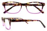 Frame van de Acetaat Mazzucchelli van de Frames van Eyewear van de manier het Met de hand gemaakte