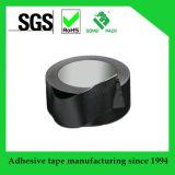 """Qualidade 3 """" no rasgo UV impermeável da fita preta do duto resistente"""