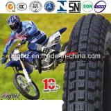 El neumático coloreado más barato 2.50-17 de la motocicleta de Shandong