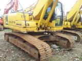 Excavatrice utilisée PC200-7, excavatrice de KOMATSU de KOMATSU PC200-7