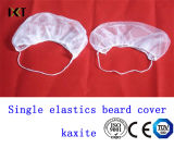 Устранимая хирургическая Non сплетенная крышка бороды с двойными эластиками Kxt-Nbc10