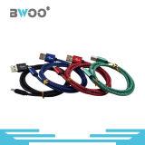 Type-c micro câble de foudre chaude colorée de vente de caractéristiques d'USB