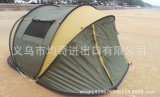 Новое супер одно касание хлопает вверх пляж шатра портативный легкий сь Hiking для шатра людей 4-5