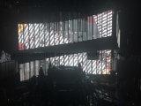 アルミニウム広告展覧会のトラス(YZ-P1007)が付いている持ち上がるLED表示