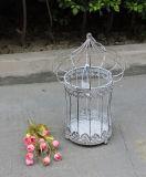 Lanterna decorativa del ferro S/2 del giardino e della casa